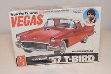 HH 1:25 AMT KIT FORD THUNDERBIRD T-BIRD '57 VEGAS TV SERIES MINT BOXED SEALED