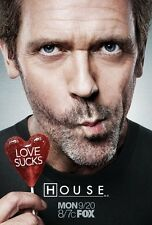 POSTER DR HOUSE FOX MEDICAL DIVISION HUGH LAURIE BIG #2