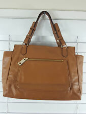 WITCHERY womens Leather bag / Handbag in cognac RRP$250+