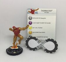 Heroclix - Thorbuster 099 - Hammer of Thor - Chase W/ CArd