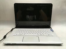 "New listing Sony Vaio Pcg-61411L 14"" Laptop Intel Core i3 No Ram - Boots -Jj"