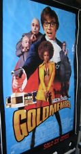 "AUSTIN POWERS GOLDMEMBER Spanish Advance Banner 47"" X 68"" BEYONCE"