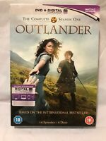 Caitriona Balfe, Finn Den H...-Outlander: Complet (UK IMPORT) DVD [REGION 2] NEW