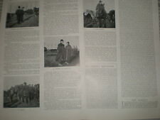 Photo article the Munster horse fair Ireland 1899 ref Y3