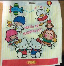 Vintage Sanrio V. Plastic Gift Bag XL