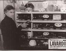 PF Inspektor Lavardin oder die Gerechtigkeit ( Brialy )