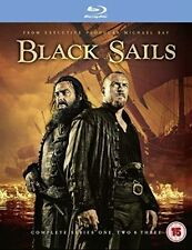 Black Sails Season 13 BLURAY DVD Region 2