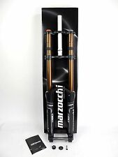 """NEW Marzocchi 380 C2R2 Titanium Fork 26 27.5 200 20mm 1 1/8""""  fox 40 $1499 Ret."""