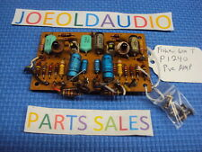 The Fisher 600-T Original P1240 PREAMP Board Sold for Parts/Repair Only.