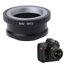 M42 Lens to Micro 4/3 M4/3 Adapter Ring for Panasonic G1 GH1 Olympus E-P1 EP-2