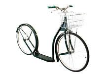 "24"" ADULT KICK SCOOTER - HUNTER GREEN Genuine Amish Bike USA MADE"