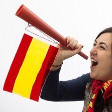 Trompette à drapeau espagnol - Supporter