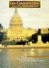 The Constitution and its Amendments Vol. 2; From Article 2, sec. 2 to 1st