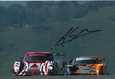 Marc Goossens Hand Signed 12x8 Photo Road & Track 250 2.