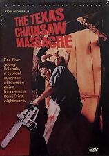 The Texas Chain Saw Massacre - Pioneer Special Edition DVD Region 1 RARE 1974