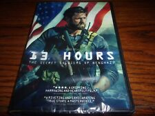 New listing 13 Hours: The Secret Soldiers of Benghazi Dvd