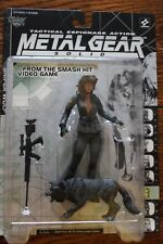 1998 Metal Gear Solid McFarlane Action Figure - Sniper Wolf, Brand New.