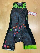 Alé Cycling Triathlon Stelle Skinsuit - Front Zip - Women's Medium