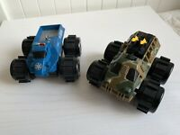 Stomper Water Demons Military / Swamp Patrol (they do not run ) Schaper MFG CO.