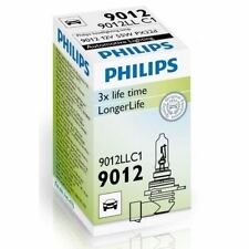 PHILIPS HIR2 12V 55W PX22d LongLife EcoVision 9012LLC1 Car Headlight Bulb Single