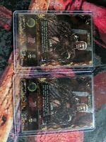 Deck Building Tactical Card Game Resident Evil Alliance Strategy Play 250 Piece