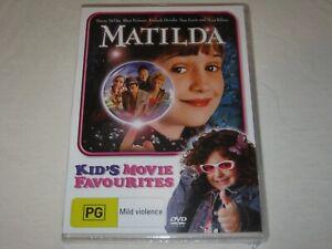 Matilda - Danny DeVito - Brand New & Sealed - Region 4 - DVD