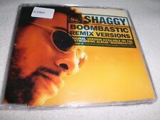 Shaggy - Boombastic  - Remix Version - Maxi  CD - OVP