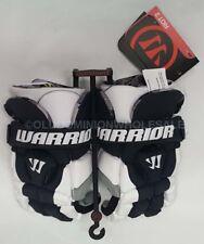 "New Warrior Riot 2 Navy & White 12"" Lacrosse Gloves"