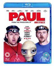 Paul Comedy Sci-Fi DVDs & Blu-ray Discs