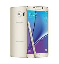 Samsung Galaxy Note 5 N920T (T-Mobile) 32GB Débloqué 4G LTE Téléphone GPS - Or