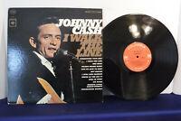 Johnny Cash, I Walk The Line, Columbia Records CS 8990, 1965 Rockabilly, Country