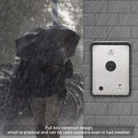 Citofono audio accesso GSM per controller di accesso apriporta e apriporta