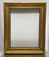 "VTG. Mid Century Solid Wood Picture Frame Fits 15 3/4""x 20"""