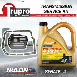 SYNATF Transmission Oil + Filter Service Kit for Toyota Estima Tarago ACR 30 50