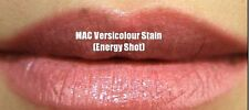 M·A·C Versicolour Stain Liquid Lip Gloss Lipgloss Energy Shot Pale Nude Pink