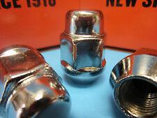 Set (8) Wheel Lug Nut Acorn Bulge Seat Replaces GMC OEM# 611-174 CHROME