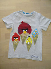 H&M Angry Birds T-Shirt Gr. 122 / 128