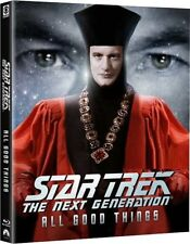 STAR TREK 1994 - THE NEXT GENERATION 7 ALL GOOD THINGS - TV FINALE - NEW BLU-RAY