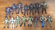 Gi Joe And Other Unknown  Mix Lot Of 15