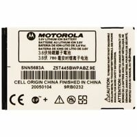 OEM SNN5683A Battery For Motorola V260 V266 V276 V300 V400 V500 V551 V60 V600