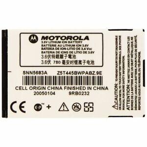 OEM SNN5683A Battery For Motorola V260 V266 V276 V300 V400 V500 V551 V60 V600