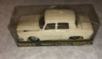 Vintage Plastic Norev No 9 Renault 10 1/43 Car In Original Package