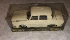 Vintage Plastic Norev No 9 Renault 10 1/43 Car In Original Package