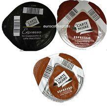 50 x Tassimo Carte Noire Espresso Coffee T-discs (LOOSE) Expresso Pods BLK