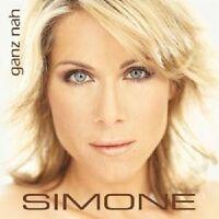 """SIMONE """"GANZ NAH"""" CD NEUWARE"""