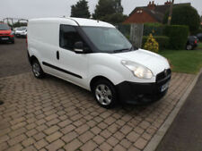 Fiat Doblo Cargo with Driver Airbag Commercial Vans & Pickups