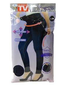 Comfortisse Fantastic Fit Größe S-M Größe 36-42 Frauen Jeans Stretch Hose Damen