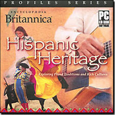Encyclopedia Britannica Guide to Hispanic Heritage  Exploring Proud Traditions