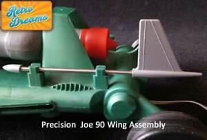 Joe 90 Car Wings JR21 Century 21   Production Quality Reproduction