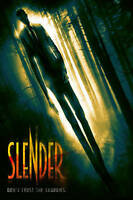 Slender (DVD, 2016)  SEALED FREE S/H